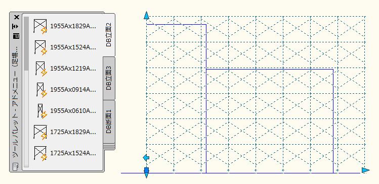 cad pdf 印刷 薄い